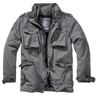 Jacket M65 GIANT CHARCOAL GREY
