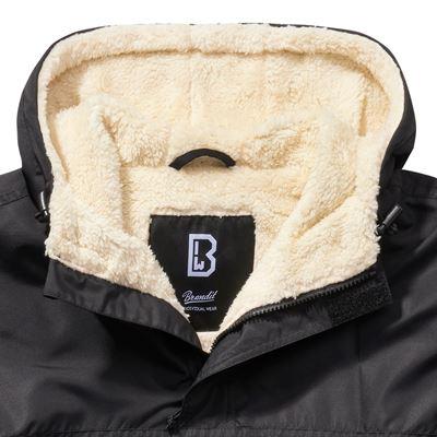 Jacket WINDBREAKER SHERPA BLACK