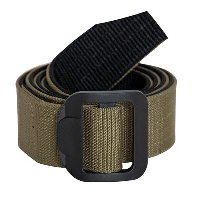 Reversible Airport Friendly Riggers Belt COYOTE/BLACK