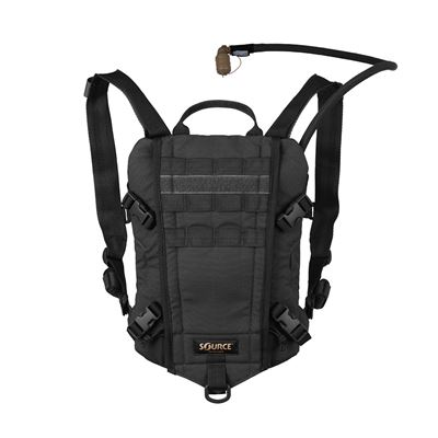RIDER LOW PROFILE HYDRATION PACK BLACK
