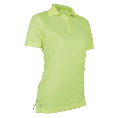 Women's Polo 24-7 short sleeve PERFORMANCE YELLOW
