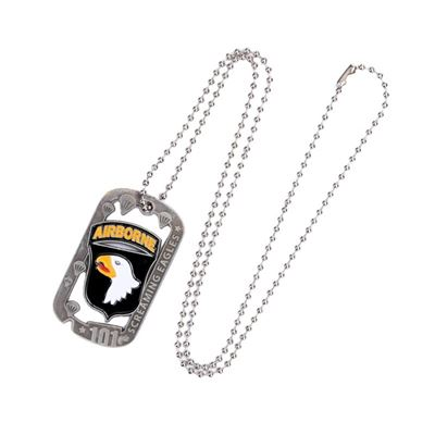Necklace DOG TAG 101st AIRBORNE
