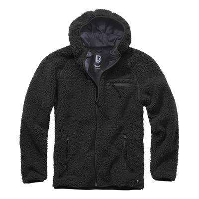 Teddyfleece Worker Jacket BLACK