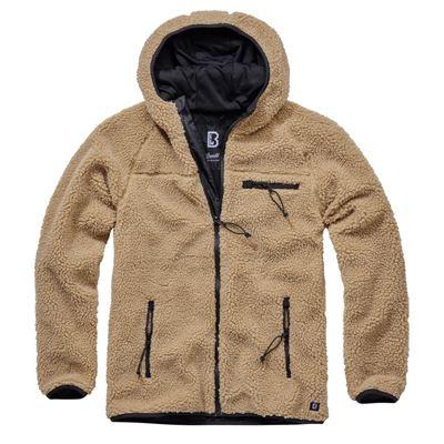 Teddyfleece Worker Jacket KHAKI