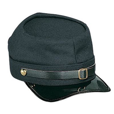 Hat Confederate Civil War U.S. ARMY BLUE
