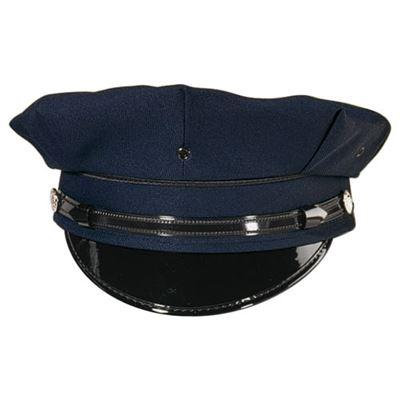 Hat CAP8 PT. POLICE / SECURITY BLUE