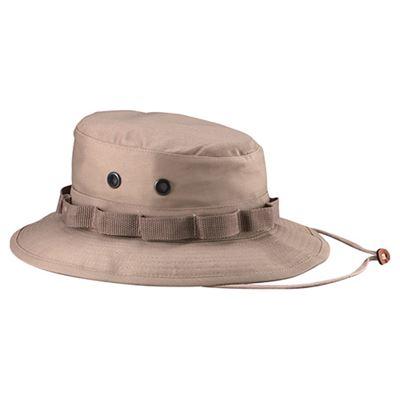 Hat ULTRA FORCE rip-stop KHAKI