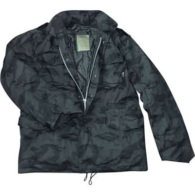 Jacket U.S. M65 imp. with Liner RUSSIAN NIGHT CAMO