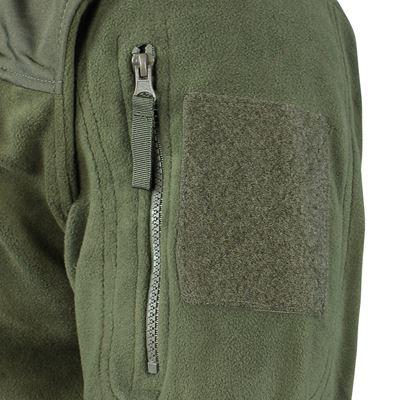 MICRO FLEECE Jacket OLIVE