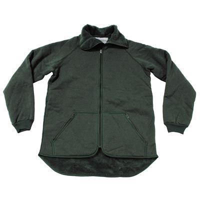 Dutch fleece jacket OLIVE used