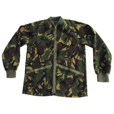 British DPM fleece jacket used