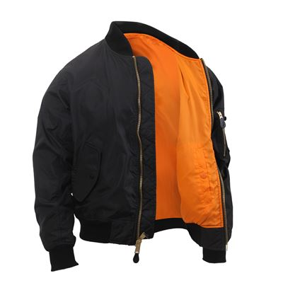 Jacket MA1 FLIGHT BLACK