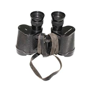 Hungarian military binocular 6x30 with case
