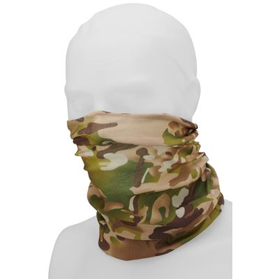 Multifunctional scarf TACTICAL CAMO
