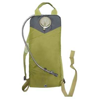 MOLLE bag of water I used OLIVE