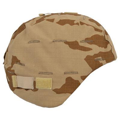Cover for MICH 2002 helmet rip-stop vz.95 DESERT