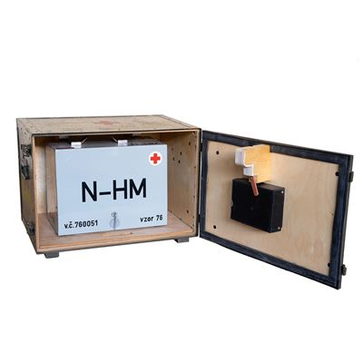 N-HM device in the box