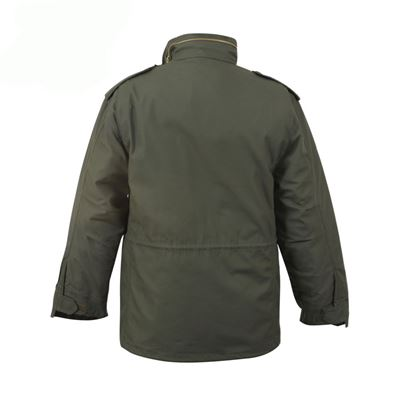 U.S. M65 jacket with liner GREEN