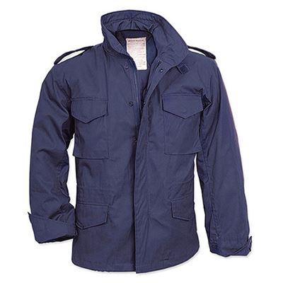 U.S. M65 jacket with liner BLUE