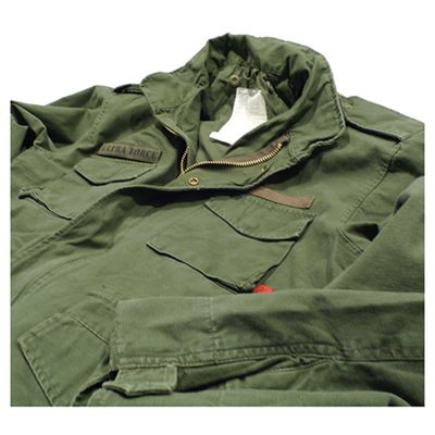 Jacket U.S. M65 VINTAGE GREEN