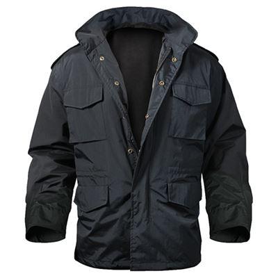 Jacket M65 STORM BLACK