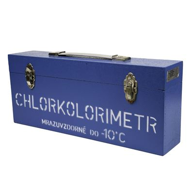 Case from CHLOROCOLORIMETER