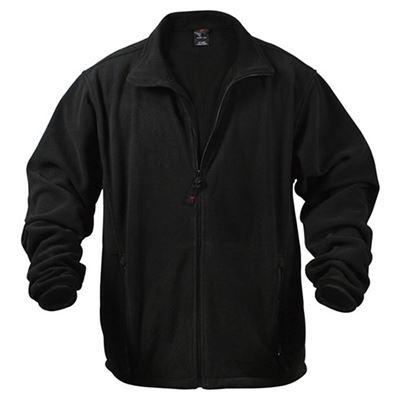 Jacket MOUNTAIN PATROL POLAR FLEECE BLACK
