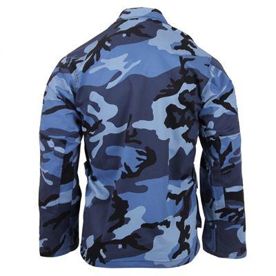 Shirt U.S. BDU type SKYBLUE