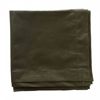 Cotton tarpaulin 145x145 OLIV