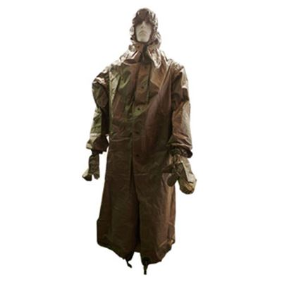Suit chemical ACR rig OLIVE