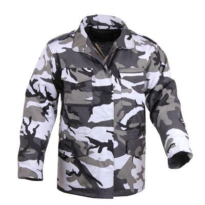 U.S. M65 jacket with liner URBAN-METRO