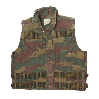 vest BELG. CAMO Jigsaw trainer used