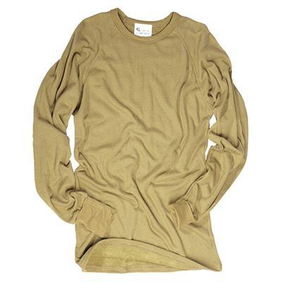 Dutch long sleeve shirt BROWN used