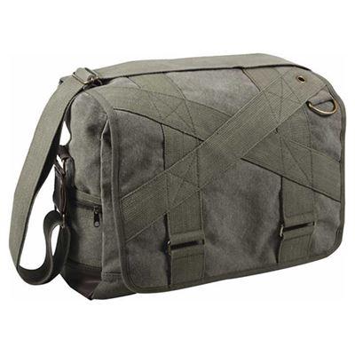 Shoulder Bag VINTAGE OLIVE MESSENGER OUTBACK