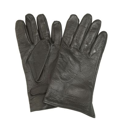 FRENCH Leather Gloves Used