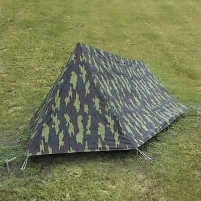 Tent A Belgian camo used