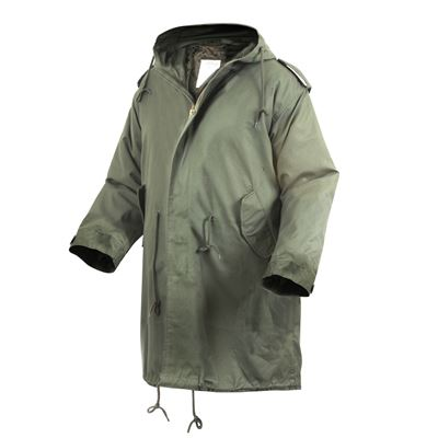 Jacket M-51 Fishtail GREEN