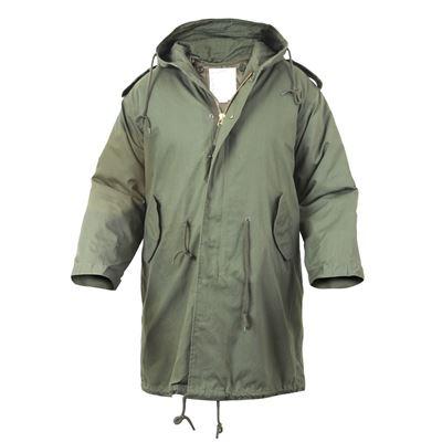 Jacket M-51 Fishtail GREEN