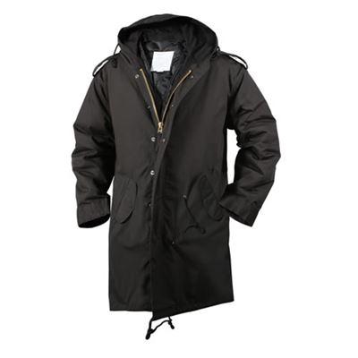 Jacket M-51 Fishtail BLACK