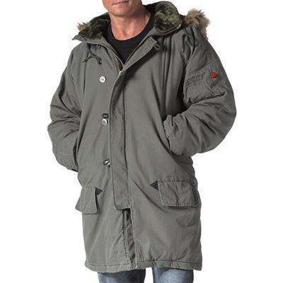 Jacket VINTAGE N-3B GREEN