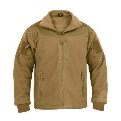 Fleece jacket SPEC OPS COYOTE