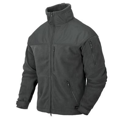 Fleece jacket CLASSIC ARMY SHADOW GREY