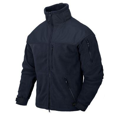 Fleece jacket CLASSIC ARMY NAVY BLUE