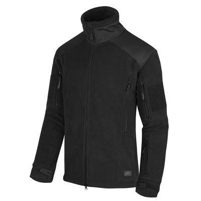 Liberty Heavy Fleece Jacket BLACK