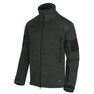 Liberty Heavy Fleece Jacket JUNGLE GREEN