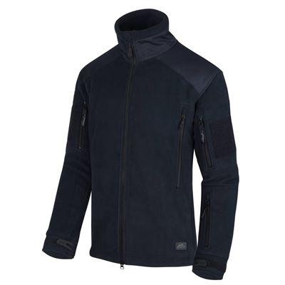 Liberty Heavy Fleece Jacket NAVY BLUE