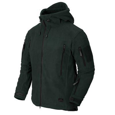 Heavy fleece jacket PATRIOT JUNGLE GREEN