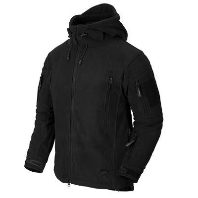 Patriot Heavy Fleece Jacket BLACK
