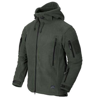 Heavy fleece jacket PATRIOT FOLIAGE