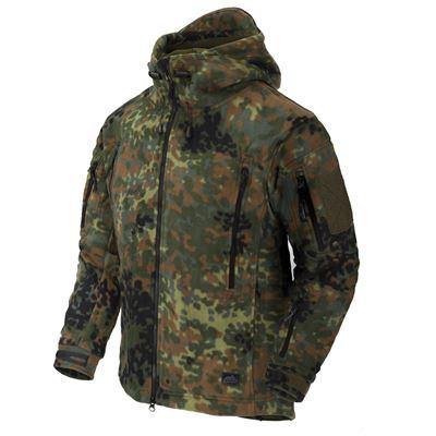 Heavy fleece jacket PATRIOT FLECKTARN
